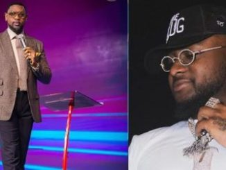 #COZA: Davido Declares Possible War On Pastor Fatoyinbo & COZA After Being 'Scammed' By The Church