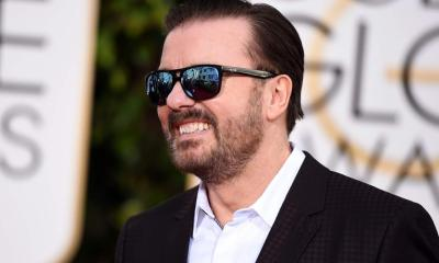 Ricky Gervais' Family: 5 Fast Facts You Need to Know