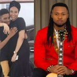 Meet Flavour's Beautiful Babymama Who Takes Care Of His Adopted Blind Son Like Her Own Child (PHOTOS)