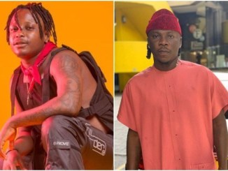 'Your Chairman Smart?' – Kelvyn Boy Goes After Stonebwoy With This 'Stray Bullet' Tweet