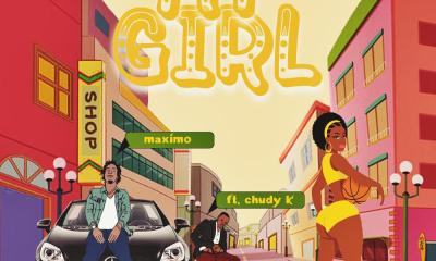 MaXimo - My Girl Ft. Chuddy K