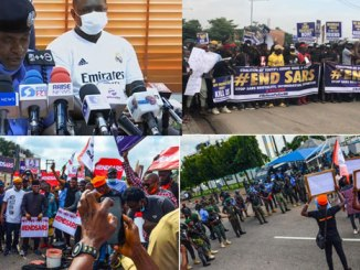 Nigeria IGP Dissolves SARS After Rampant Protests
