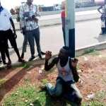 #EndSars: I Am Ready To Confess, Thug Sent To Disrupt Abuja Protest Begs Nigerian Youths