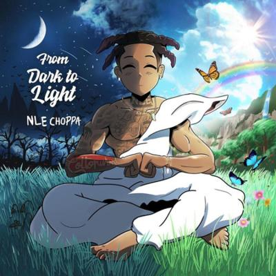 "NLE Choppa Teams Up With Big Sean For New Track ""Moonlight"""