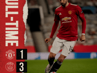 Manchester United 1-3 PSG [UEFA Champions League] Highlights 2020/2021