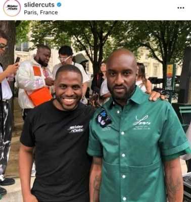 Hushpuppi Found In the Background Of Slidercut New Photo In France, Is He FREE?