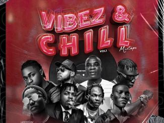 Int'lDJkell - Vibez & Chill Vol1 Mixtape