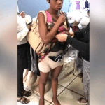 Pretty Lady Stripped for Stealing Clothes and Hiding It in Her 'Pant' (Watch Video)