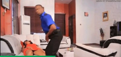 See What This Security Guard Was Caught Doing With Boss Wife While She was asleep (Watch Video)