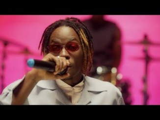 VIDEO: Fireboy DML – Champion & Vibration (Live on The Tonight Show Starring Jimmy Fallon)