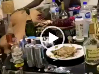 Video Of Nigerian Slay Queens In A S3x House Party Surfaces Online