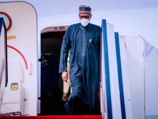 buhari-leaves-nigeria-for-uk-to-attend-education-summit-medical-check-up-tgtrends_com_ng