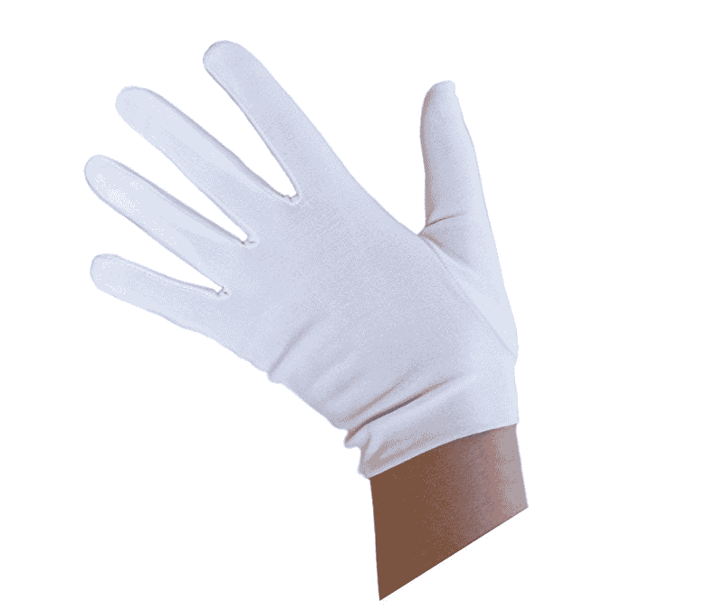 My child keeps switching fingers. Do you sell a whole-hand glove? 1