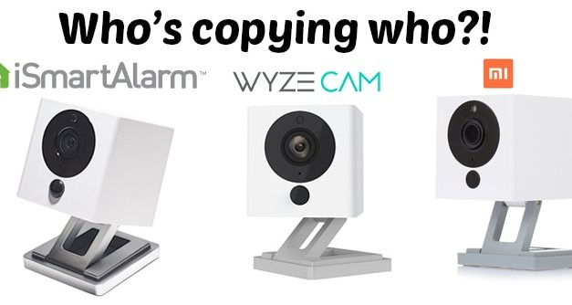 Wyze Cam vs Spot Cam vs Xiaomi Cam