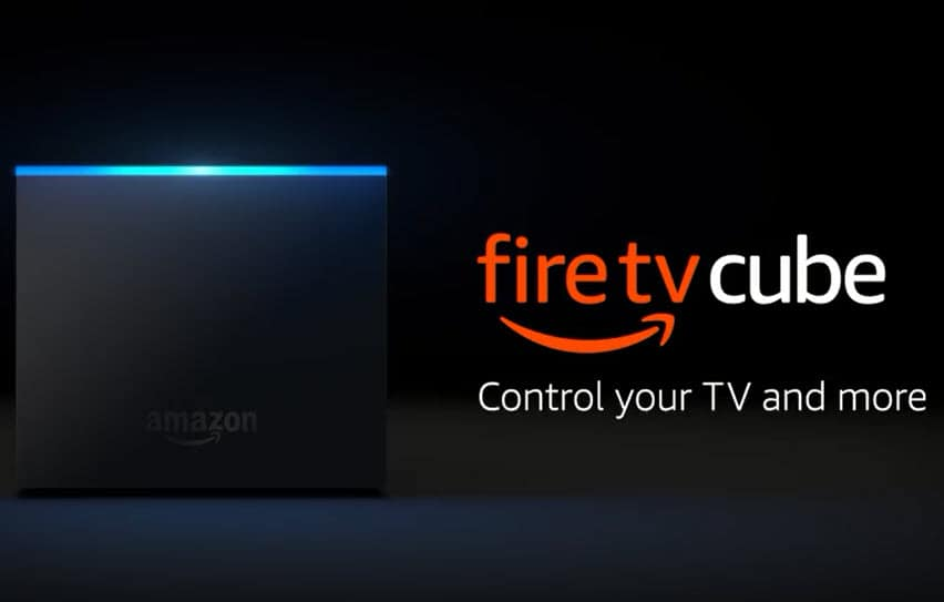 Fire TV Cube Technical specs, preorder and make some money
