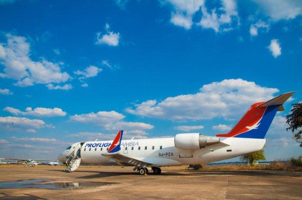 Proflight Zambia: adding more flights between Ndola and Lusaka.