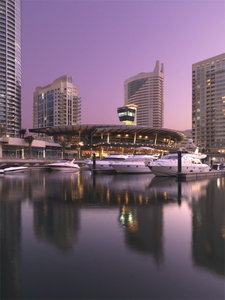 Enjoy Dubai Marina with the My Emirates Pass.