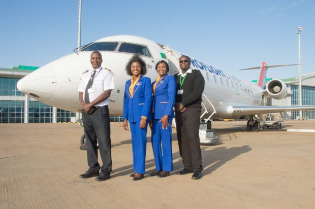 Love is in the air with Proflight Zambia's two-for-one special