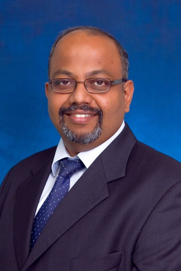Vinod Madhavan, Group Head of Trade for Standard Bank Group, for which Stanbic Bank Zambia is a member.