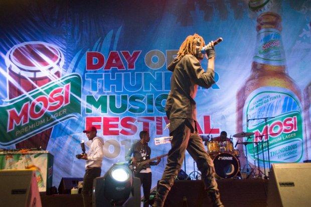 Flashback: the 2017 Mosi Day of Thunder.