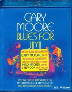 AmornMovie BD Gary Moore: Blues For Jimi: Live In London