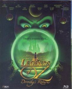 Boomerang Legends Of Oz: Dorothy's Return (Blu-ray)