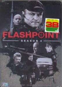 Boomerang Flashpoint Season 4 (TV Series 2011) /หน่วยสวาทสาดโคตรกระสุน ปี 4