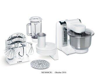 Bosch ชุดครัวอเนกประสงค์ รุ่น MUM48CR1 (สีขาว)