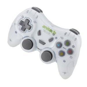 Anitech จอยเกมส์ รุ่น J235-WH - สีขาว