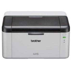 Brother Wireless Mono Laser Printer HL-1210W - White