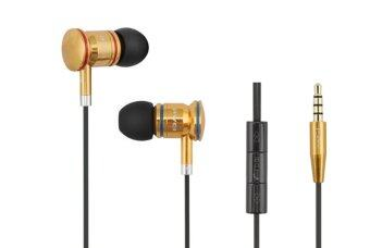 AWEI TS150vi Compatible For Android Mobile Headphone – Gold