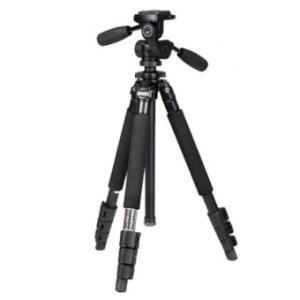 Benro ขาตั้งกล้อง หัว 3 ทาง Magnesium-Aluminum EX-Series 3-Way Head Tripod Kit A350FHD1