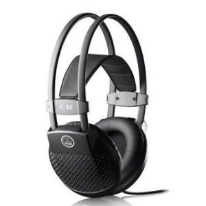 AKG K44 Studio Headphone (Black)