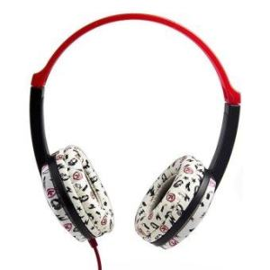 Aerial7 Headphone สำหรับเด็กเล็ก รุ่น Bantam Asteroid - Red