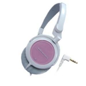 Audio-Technica หูฟัง รุ่น ATH-FC5 - White