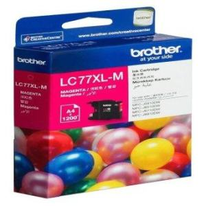 Brother LC-77XLM (Pink)