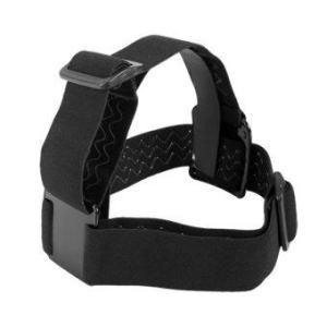 B2H สายรัดศรีษะ รุ่น Elastic Adjustable Head Strap For Gopro Hero 3 2 1 GP23 - Black
