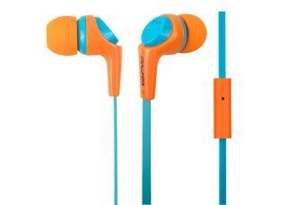 Awei Head Phone Q6i Super Bass - Orange/Blue