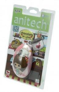 Anitech Mouse Duo Optical USB A314 ( สีชมพู )