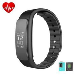 IWOWN i6HR Heart Rate Monitor Smart Band Wristband with FitnessTracker Sport Smartband Bracelet for Android iOS - intl