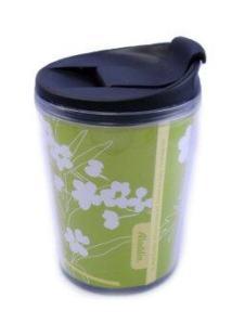 ALADDIN ถ้วยน้ำ ขนาด 0.23 ลิตร MUSC (สีเขียว/เหลือง)