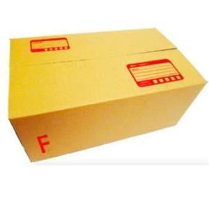 BoxBox กล่องพัสดุ กล่องไปรษณีย์ ขนาด F (แพ็ค 12 ใบ)