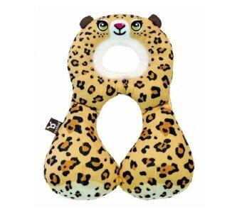 BENBAT หมอนเสือดาวรองคอเด็ก 1-4 ปี - สีเหลือง