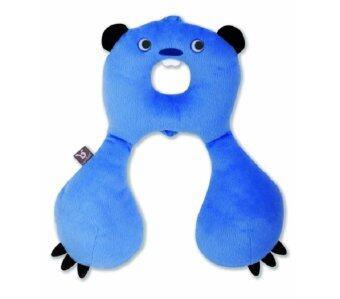 BENBAT หมอนบีเวอร์รองคอเด็ก 4-8 ปี - สีฟ้า