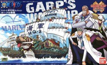Bandai One Piece วันพีซ - Garp's Warship (Plastic model)