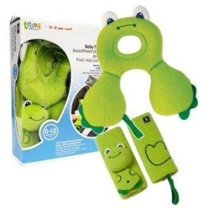 BENBAT Baby travel set - 0-12 เดือน ลาย Frog