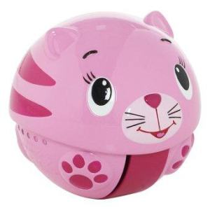 Bright Starts Giggables Having a Ball Friends (Pink Cat)