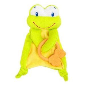 Bright Starts ยางกัด รุ่น Cozy Chew Teether (Frog)