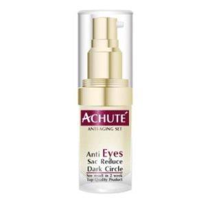 Achute Anti Puffy Eyes and Reduce Dark Circles (เซรั่มตาใสสูตร 2)