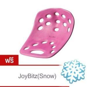 แผ่นรองนั่งป้องกันปวดหลัง BackJoy SitSmart Posture+ - Fuchsia (แถมฟรี JoyBitz Snow)